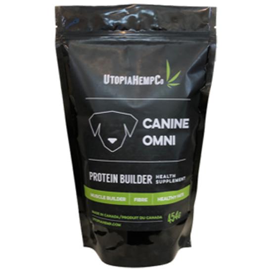 canine omni hemp protein builder